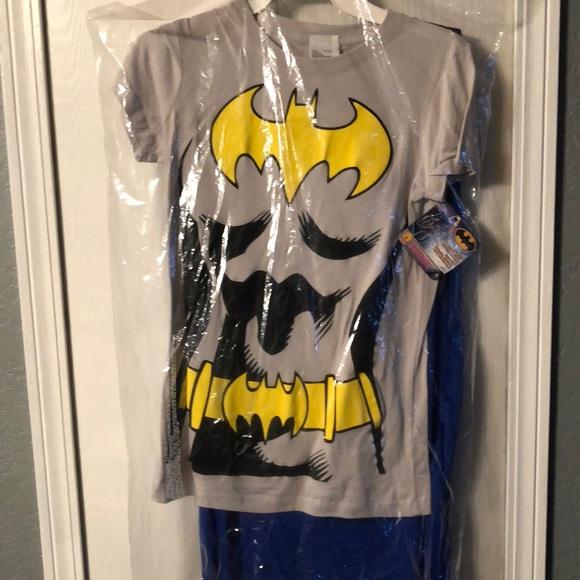 a36e4806 DC Comics Tops | Batgirl Costume Top | Poshmark